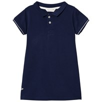 ebbe Kids Melanie Polo Dress Dark Ocean Blue Dark Ocean Blue