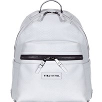 Tiba + Marl Grey Miller Backpack GREY SNAKE