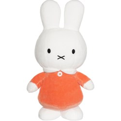 Teddykompaniet Large Miffy Orange