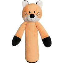 Teddykompaniet Diinglisar Fox Rattle Orange