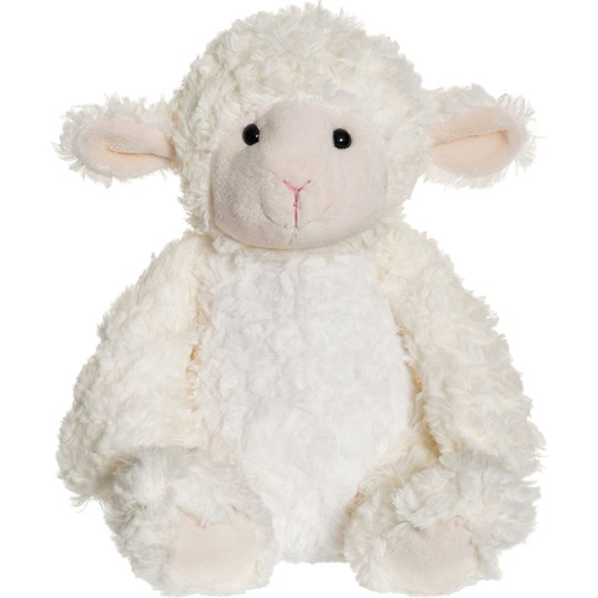 Teddykompaniet Softies Estelle Lamm Cream
