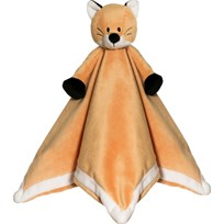Teddykompaniet Diinglisar Fox Comfort Blanket Orange