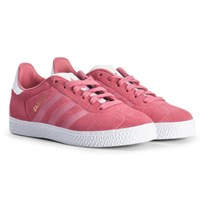adidas Originals Pink Gazelle Kids Sneakers CHALK PINK S18