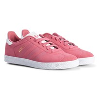 adidas Originals Pink Gazelle Junior Sneakers CHALK PINK S18