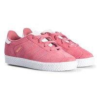 adidas Originals Pink Gazelle Infants Sneakers CHALK PINK S18