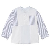 Livly Emil Shirt Stripe Blocking Stripe Blocking