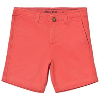 Lands End Red Chino Shorts 24Q