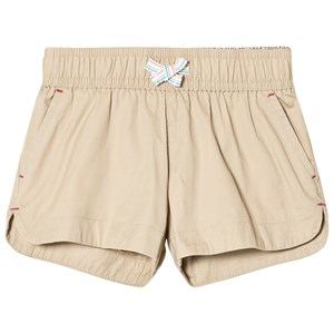Image of Lands End Beige Pull On Shorts 6-7 years (3015413043)