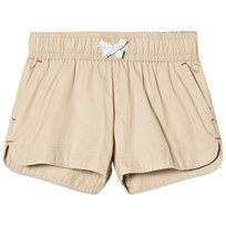 Lands End Beige Pull On Shorts DTK