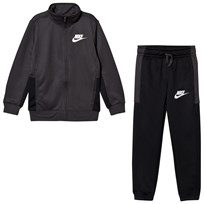 NIKE Black Pac Poly Nike Sportswear Track Suit