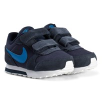 NIKE Obsidian Blue MD Runner 2 Infants Shoes 410