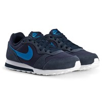 NIKE Obsidian Blue MB Runner 2 Shoes 410