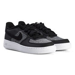 NIKE Air Force 1 Sneakers Svart