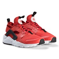 NIKE Habanero Red Nike Air Huarache Ultra Kids Shoes 600