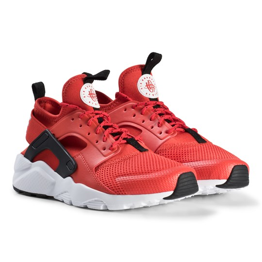 228859b5443f NIKE - Habanero Red Nike Air Huarache Ultra Kids Shoes - Babyshop.com