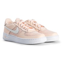 NIKE Coral Stardust Air Force 1 Shoes 800