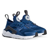 NIKE Gym Blue Nike Air Huarache Ultra Kids Shoes 408