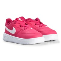 NIKE Rush Pink Air Force 1 Infant Shoes 602