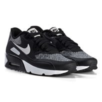 NIKE Air Max 90 Ultra 2.0 Shoes Black and Vast Grey 007