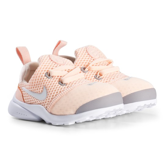 NIKE Light Pink Nike Presto Fly Infants Shoe 800