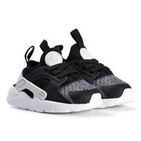 NIKE Black Nike Air Huarache Ultra Infants Shoes 008