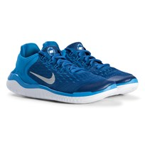 NIKE Free RN 2018 Shoes Team Royal 401