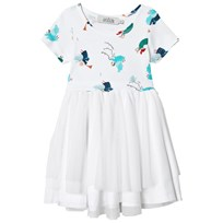 Anïve For The Minors White Angels Dancing Dress Multi