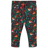 Anïve For The Minors Black Babylon Print Pants Multi
