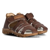 Kuling Dill Baby Sandals BROWN