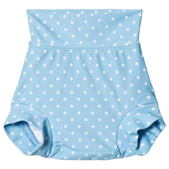 Kuling Swim Diaper Miami Dots Blue Blue