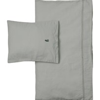 garbo&friends Sage Linen Adult Bed Set SE sage green
