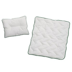 Image of rattstart ECO Pillow and Duvet for Stroller/Cot (3134509459)
