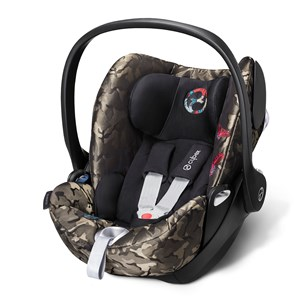 Image of Cybex Cloud Q Infant Carrier Butterfly 2018 (3056059199)