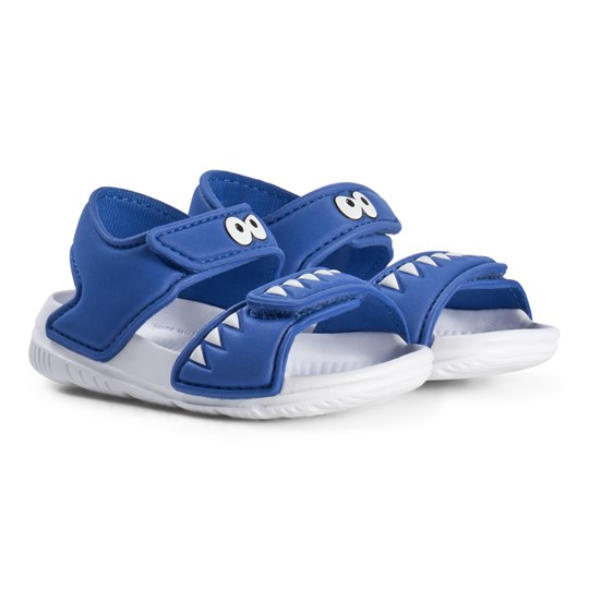 adidas Performance Blue Monster Alta Swim Infants Sandals HIRES BLUE  S18 FTWR WHITE