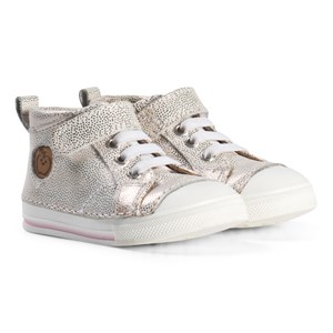 Image of Shoo Pom Oki Pad Lace Point Sneakers White 18 EU (3015417205)