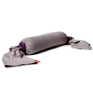 Image of bbhugme Nursing Pillow™ Stone with Plum Pebbles (3015625479)