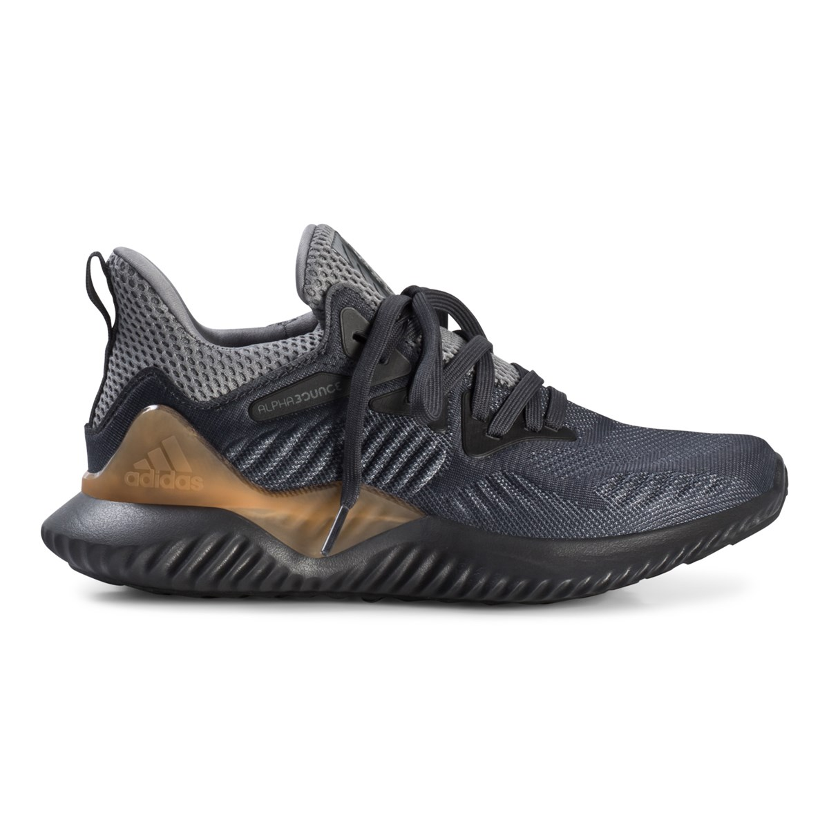 6fc660e00 adidas Performance - rey Alphabounce Beyond Junior Trainers ...