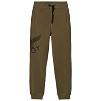 Boy London Khaki Eagle Sweatpants KHAKI/BLACK