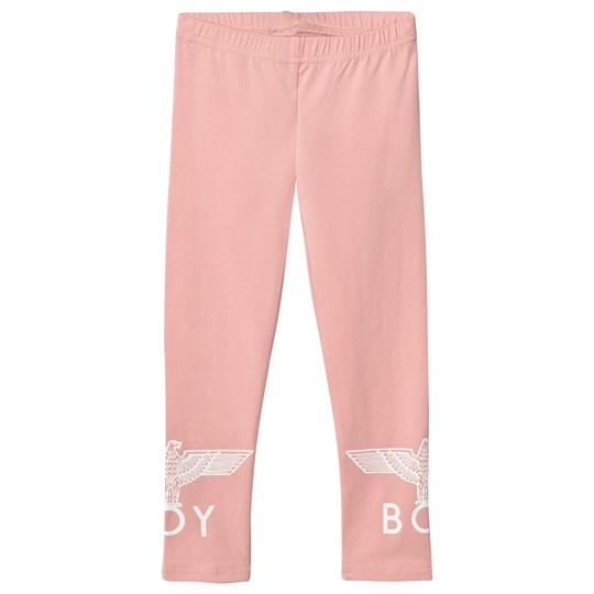 Boy London Pink Eagle Logo Leggings Pink