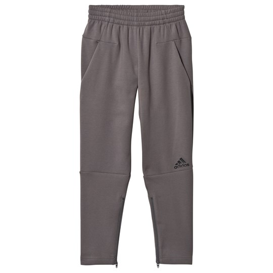 adidas Performance Gray Zone Sweatpants GREY FOUR F17/BLACK