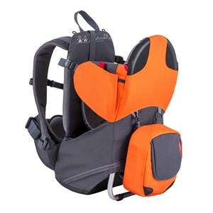Image of Phil and Teds Parade Backpack Baby Carrier Orange (3015621653)