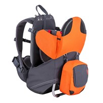 Phil and Teds Backpack Baby Carrier, Parade, Orange Orange