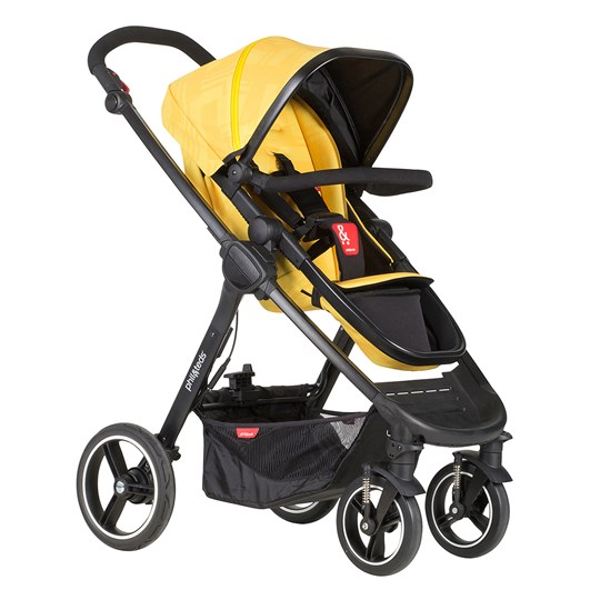 Phil and Teds Mod Stroller Zest 2018 Zest