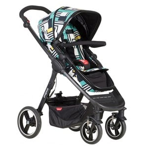 Image of Phil and Teds Mod Stroller Abstract 2018 (3015623177)