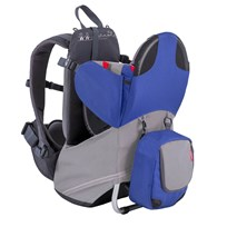 Phil and Teds Backpack Baby Carrier, Parade, Blue Blue