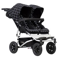 Mountain Buggy Duet Syskonvagn Grid Grid