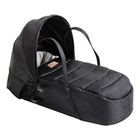 Mountain Buggy Carrycot with canopy, Black Black