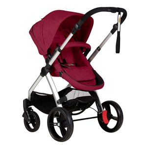 Image of Mountain Buggy Cosmopolitan Stroller Bordeaux 2018 (3015621609)