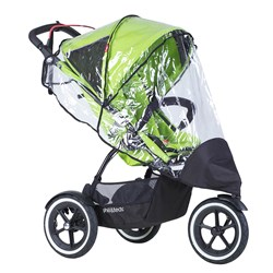Phil and Teds Sport Single Stroller Storm Cover