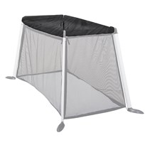Phil and Teds Suncover/mosquitonet, Traveller  V4 Black